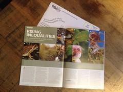 My photo in an Australian magazine :) (BJSmit) Tags: magazine australia toad invader invaders inequalities blackspinedtoad wildlifeaustralia duttaphrynus duttaphrynusmelanostictus wildlifeaustraliamagazine