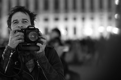 Capturing souls with a camera (Alexandre Dulaunoy) Tags: camera canon photographer soul metaphotography peopletakingpictures