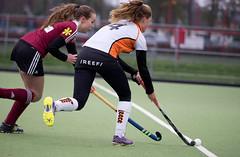 NB210250 (roel.ubels) Tags: hockey nijmegen oz union zwart oranje fieldhockey jeugd landelijke 2015 ma1 jeugdcompetitie