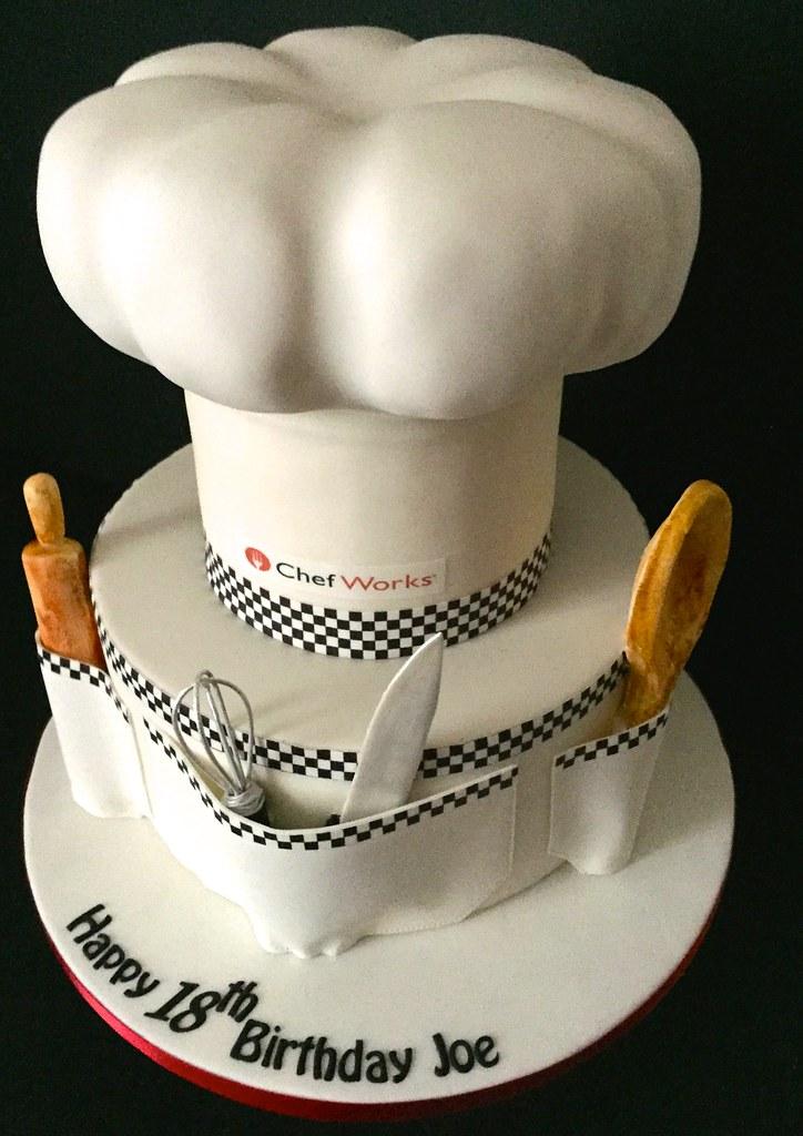 Head Gear Birthday Cakes