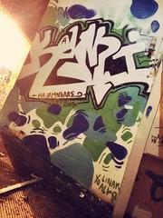 Kami bombing athens (kami_linak_athens) Tags: graffiti athens kifissia artisnotacrime graffitiathens paintthewalls athensart kamj paintthewallskami