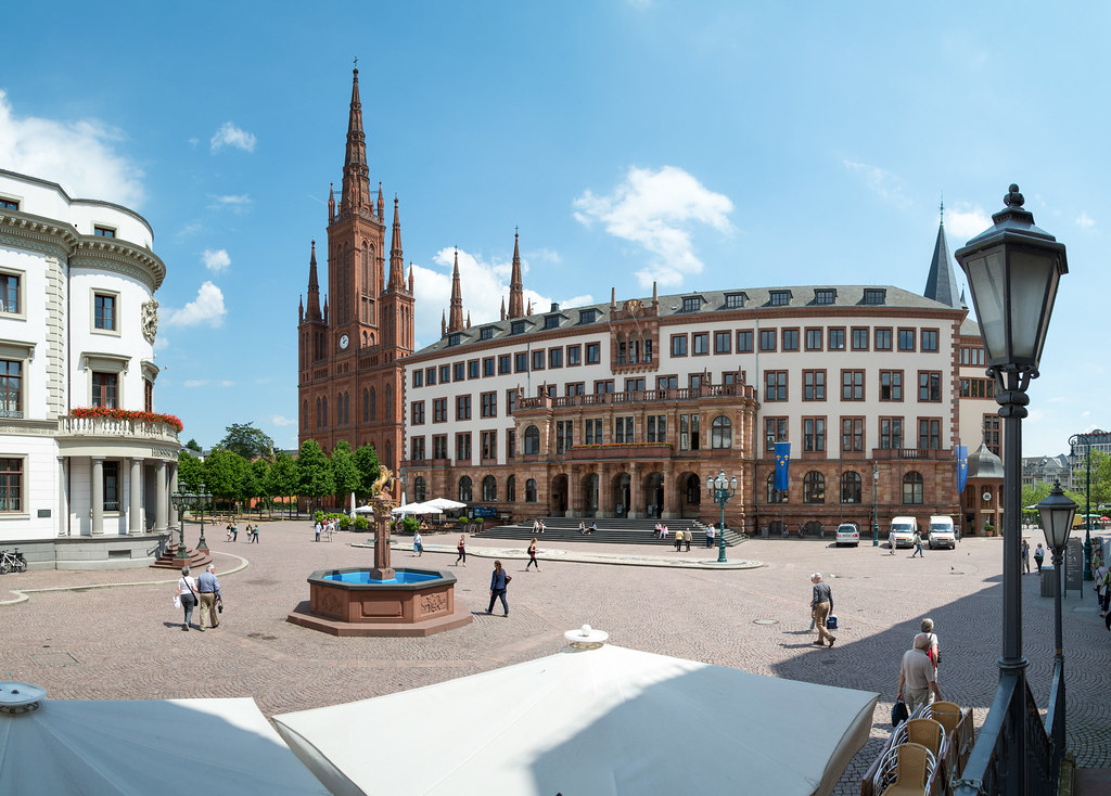 The Worlds Best Photos Of Brunnen And Wiesbaden Flickr Hive Mind