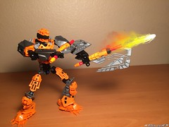 Nidir (xFlashDx) Tags: toy lego action technic figure bionicle 2015