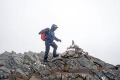 Creag Mhor Summit (MarcProudfoot) Tags: scotland munros glenlyon
