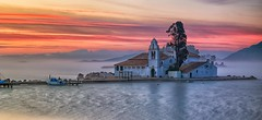 Vlacheraina (Panagiotis Pagratis) Tags: sea colors painting landscape nikon shot greece d750 corfu outstanding outstandingshot nikkor24120mmf4g vlacheraina