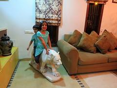 IMG_3683 (mohandep) Tags: families friends bangalore visit shaffers kalyan kavya anjana derek people