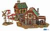 blacksmith's shop & The House of Peer Rumstiek (Sylon-tw) Tags: sylontw sylon castle lego moc froge blacksmith bricktimeteam tudor