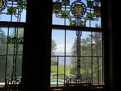 Lake Superior View (pirate johnny) Tags: glensheen duluth mansion minnesota northshore