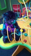 Can I Keep Playing? (zaramcaspurren) Tags: charliebears teddybear teddybears teddies stuffedtoy stuffedtoys stuffedanimal softtoys softtoy plush plushtoy plushies plushtoys plushie