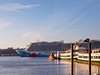 Breakaway #2 (deepaqua) Tags: cruiseship harbor boat hudsonriver ncl nyc