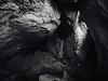 The devil's cellar (side rocks) Tags: cave caves caving explore exploring exploration cavern underground darkness light nature natural iceage viiala akaa pirunkellari varrasniemenluola varrasniemi luola suomi monochrome bw blackandwhite blackwhite finland finnishnature finnish scandinavia nordic winter cold freezing frost shadows