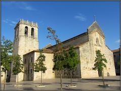 Église Sant Pere de Besalú # Province de Gérone # Catalogne # Espagne. (SUPERDANIEL 2) Tags: catalogne besalú église espagne