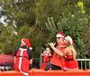 a bit different kind of Santa (sabinakurt62) Tags: people gong santa hotel christmas beautiful nikon photography street