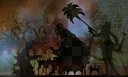 """Chaturanga-makruk / Escenarios y artefactos de recreación meditativa en lndia y el sudeste asiático • <a style=""""font-size:0.8em;"""" href=""""http://www.flickr.com/photos/30735181@N00/31678450484/"""" target=""""_blank"""">View on Flickr</a>"""