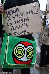 Your ignorance is their power #nodapl (Red Cathedral uses albums) Tags: sony a6000 eventcoverage sonyalpha mirrorless alpha occupy anonymous opawakening gent riot mask maskedfaces vforvendetta guyfawkes
