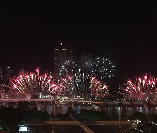 Happy New Year from Australia