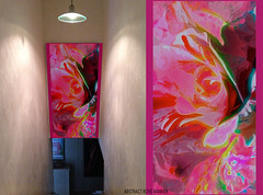 Abstract Rose Banner (xk8jag2000) Tags: art abstract rose banner abstractart coloursplosion wowiekazowie