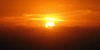 (Kelvin P. Coleman) Tags: canon powershot landsend sea water ocean haze hazy evening sky summer sunset cloud cloudy orange horizon outdoor