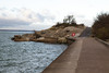 Totland Bay Landslip (Carneddau) Tags: 2012 freshwatertoyarmouth isleofwight isleofwightcoastpath totlandbay totlandlandslip england unitedkingdom