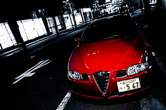 20170115_01_AlfaRomeoGT (foxfoto_archives) Tags: ricoh gr limited edition developed by adobe photoshop lightroom cc 20158 alfa romeo gt alfaromeo アルファロメオ アルファ japan tokyo marunouchi 日本 東京 丸ノ内