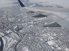16/365: Goodbye, Minnesota - Explored! (jchants) Tags: project365 365the2017edition 3652017 16jan17 day16365 117in2017 40over fromtheair