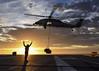 170107-N-BL637-082 (U.S. Department of Defense Current Photos) Tags: carlvinson usscarlvinsoncvn70 navy aircraftcarrier nimitzclassaricraftcarrier cvn70 usscarlvinson csg1 carrierstrikegroup1 mc2castellano mc2seancastellano pacificocean navydeployment usnavy helicopter mh60sseahawk carrierairwing2 hsc4 helicopterseacombatsquadronhsc4 sunriseatsea verticalunderwayreplenishment vertrep replenishmentatsea usnsyukontao202 yukon seahawk