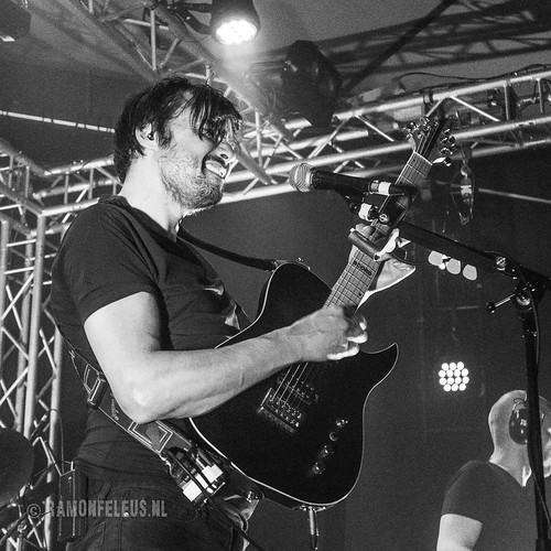 The Pineapple Thief, live in De Pul, Uden, 21-01-2017