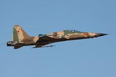761546 (IanOlder) Tags: adversary aggressors northrop f5n f5 tiger marines 761546 snipers vmft401 yuma arizona jet fighter aircraft aviation