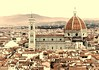 Il Duomo, Firenze (Fabio Enrico Spagnoli) Tags: florence architecture italy city cupola art cityscape church old sepia tetti historicalbuilding building olympusxz2 olympus architettura cathedral light white giotto brunelleschi vasari europe postcard duomo bell tower