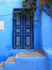 Puerta azul -Sousse- (bcnfoto) Tags: bcnfoto zuiko olympus puerta azul sousse