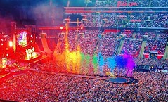 Coldplay in Hamburg 2016