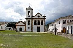 Capela de Santa Rita (Chapel of Saint Rita) - Paraty - Explore on March, 17 2017 (Juliotrlima) Tags: parati paraty riodejaneiro rj brazil capeladesantarita chapelofsaintrita oldestchurchinparaty