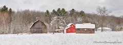 Bufka Farm ... winter (Ken Scott) Tags: bufkafarm barn snow panorama leelanau michigan usa 2017 march winter 45thparallel fhdr kenscott kenscottphotography kenscottphotographycom freshwater greatlakes lakemichigan sbdnl sleepingbeardunenationallakeshore voted mostbeautifulplaceinamerica