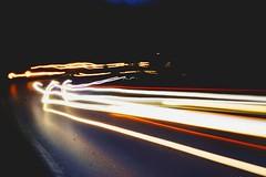 Life is a blur (ramonromero2) Tags: illusions lighttrails cars lights