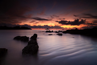 Oakura Bay Northland NZ
