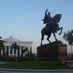 Amir-Timur-Platz, Taschkent