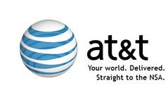 AT&T's New logo