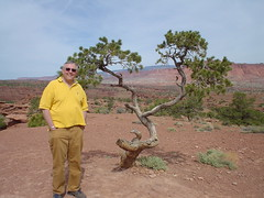 John at Capitol Reef National Park (John & Peggy Bromley) Tags: capitolreef