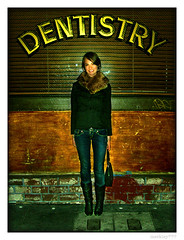 Jade - Dentistry (merkley???) Tags: sanfrancisco portrait smile smiling fashion photoshop portraits saturated hipsters teeth symmetry jade portraiture saturation grin symmetrical nightlife safe dentist dentistry bigsmile retouched airbrush chicksset