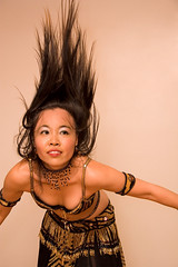 Anita (BigFrank) Tags: hair dancing belly anita bellydancing bellyhair