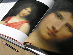 the arrow (mandarino kid) Tags: books painters livingwithbooks pantings giorgione