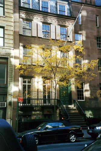 NYC - Gramercy: Theodore Roosevelt Birthplace National Historic Site by wallyg