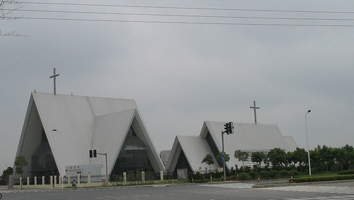 Zhangjiang Thanksgiving Church