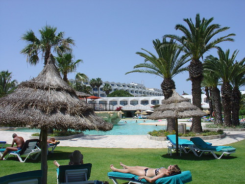 Iberostar Phenicia, Hammamet, Tunisia | Flickr - Photo Sharing!