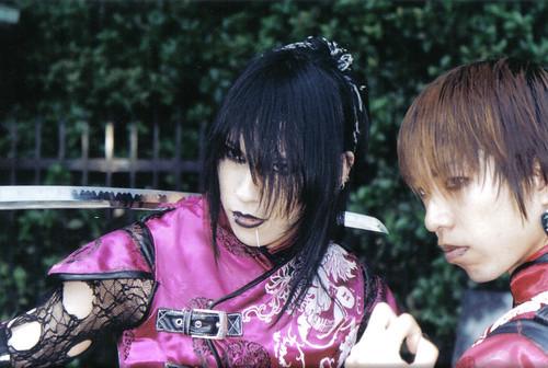 harajuku boys (tokyo)