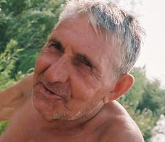 Older swimmer