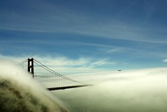 Bring (aqui-ali) Tags: sanfrancisco california ca sky usa cloud fog gap fv5 goldengatebridge awe oneyear eyespoppedoutiswear sfchronicle96hrssfchronicle96hours aquiali:a=1