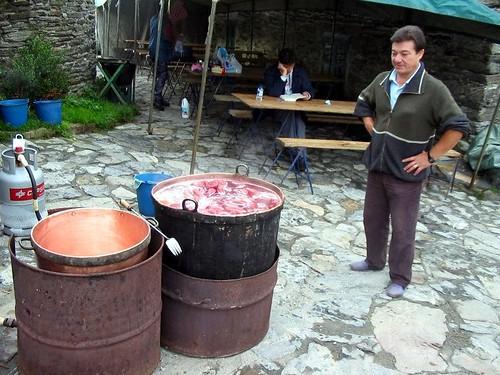 Comida de Galicia
