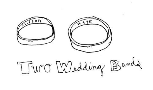 061206: Wedding Bands!