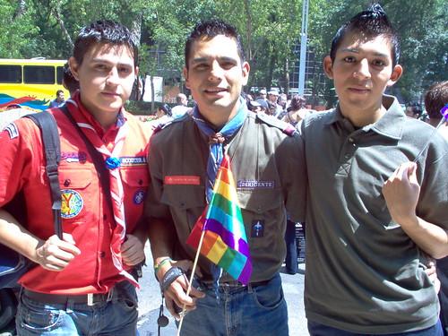 Scouts Gays de México